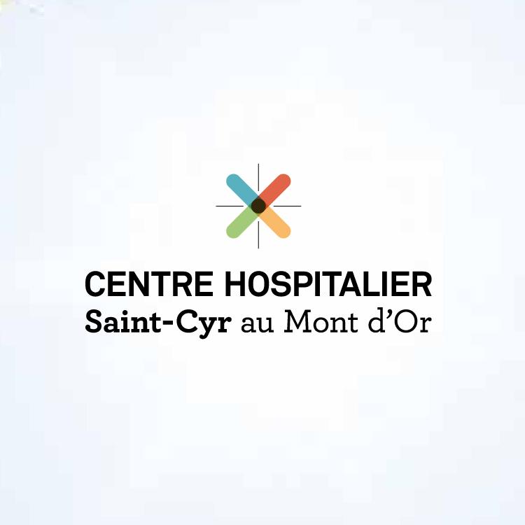 Plaquette de présentation du CH Saint-Cyr
