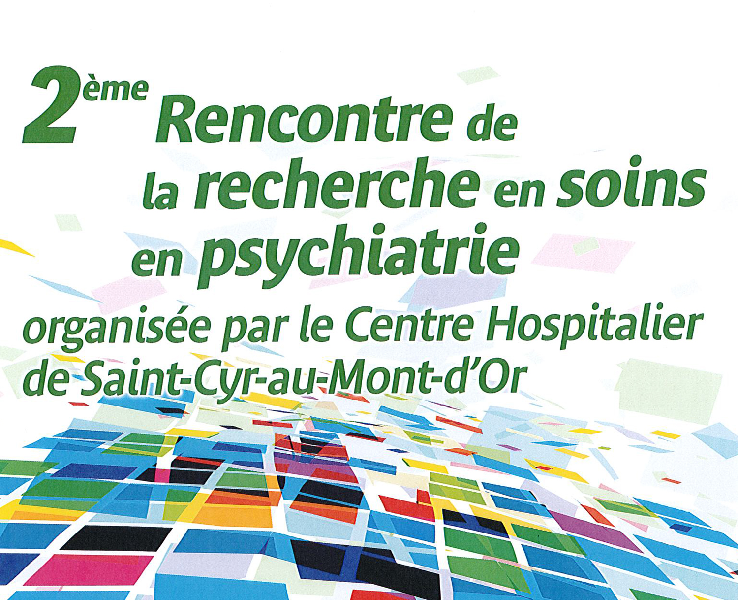 Rencontres internationales de recherche biomedicale